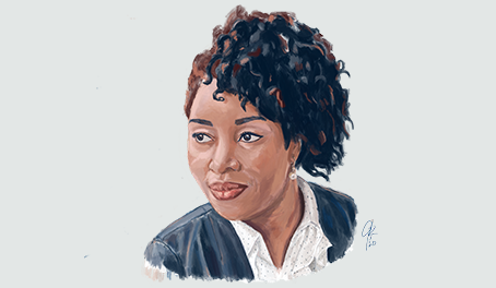 Illustration of AIR expert Adaeze Enekwechi