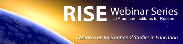 RISE series  banner