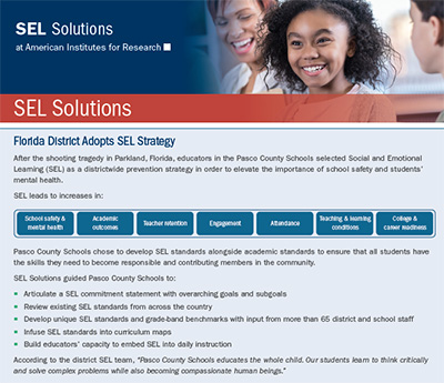 One Pager SEL Solutions thumbnail