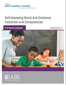 Image of SEL Assessment Guide cover