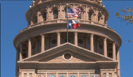 Image of Texas state house