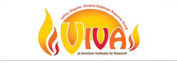 orange flames VIVA employee group logo