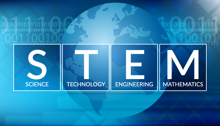 Image conceptualizing International STEM education