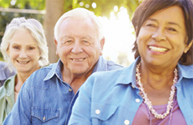 Image of older adults