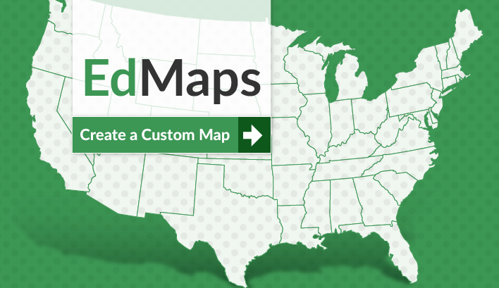 AIR's REL Midwest EdMaps helps users analyze school- and district-level data geographically