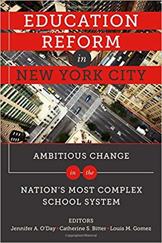Image of Education Reform in New York City book cover