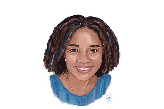 Illustration of AIR expert Eboni Howard