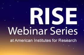 Image of RISE logo