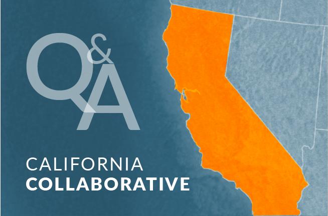 Image of California map