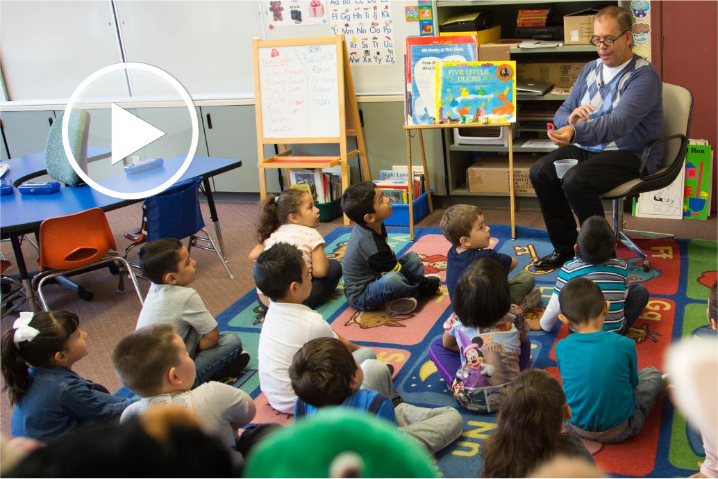 Gaby Fain on early childhood education