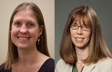 Karen Manship and Heather Quick