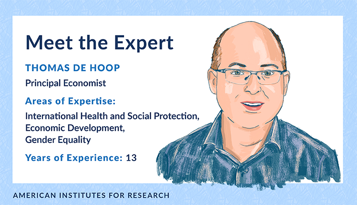 Illustration: Meet the Expert: Thomas de Hoop