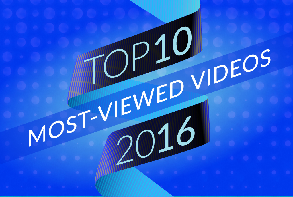 Most Viewed Videos in 2016