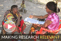 Video: Empowering Families in Zambia through Cash Transfers
