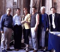 AIR/CALDER Researchers in Rome