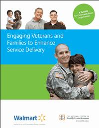 Engaging Families and Veterans cover