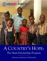 Cover image of A Country's Hope report