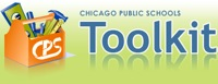 Logo for the Chicago Public Schools Toolkit