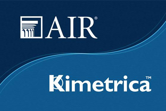 Image of AIR/Kimetrica logos