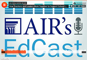 EdCast Podcast logo
