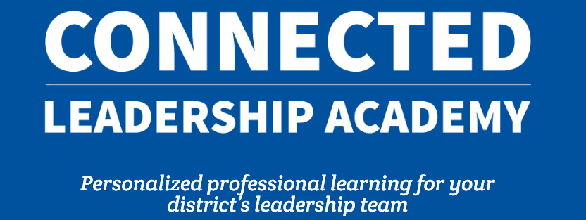 Connected Leadership Academy banner