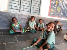 FRAME kids in India