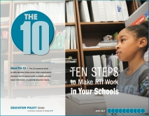10 Steps to Make RTI Work in Schools - Cover