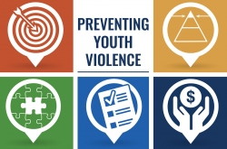 Image of Preventing Youth Violence graphic