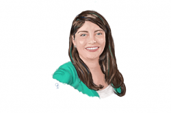 Illustration of AIR Expert Ann-Marie Faria