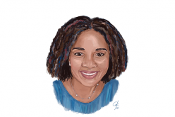 Illustration of AIR expert Eboni Howard