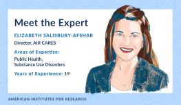 Elizabeth Salisbury-Afshar