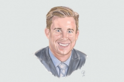 Illustration of Josh Polanin