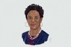 Illustration of AIR expert Karen Francis