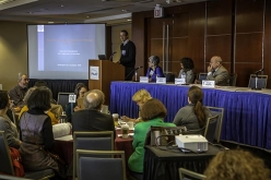 Image of presenters at PIAAC conference