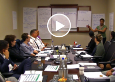Georgetown School-Justice Partnerships Certificate Program video