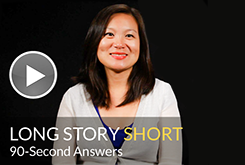 Long Story Short: Michelle Yin