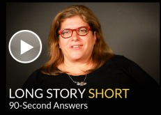 Long Story Short Video image: Carol McElvain on Expanded Learning