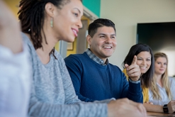 Image of teachers working together