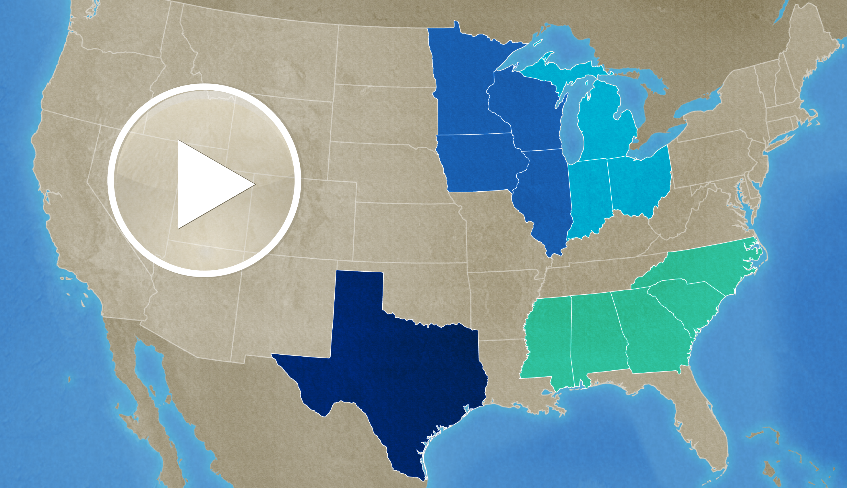 In this video, the four directors of the federally funded regional Comprehensive Centers discuss promising approaches to closing the achievement gap in Michigan, Minnesota, Mississippi, and Texas.