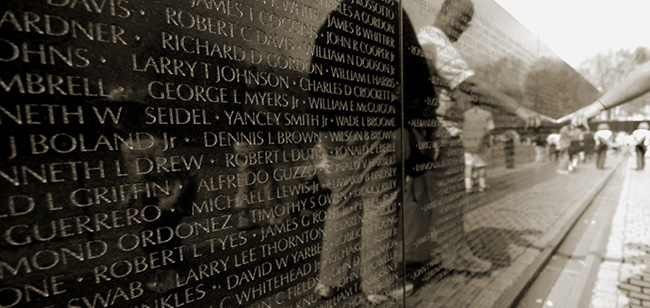 Image of Vietnam Veterans Memorial